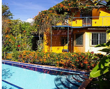 Pension Topas is a great option for travelers on a budget in Boquete, Panama